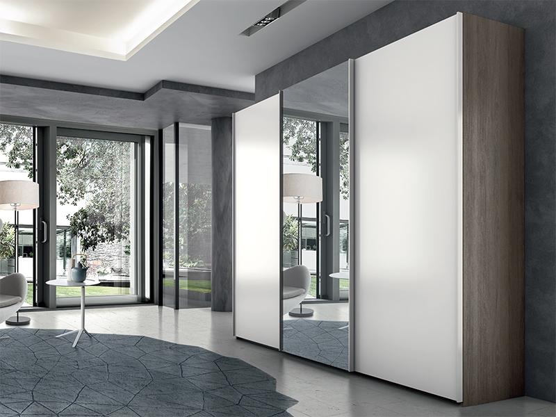 Armarios con puerta corredera armario 3 puertas correderas mod 225 - Tienda muebles terrassa ...