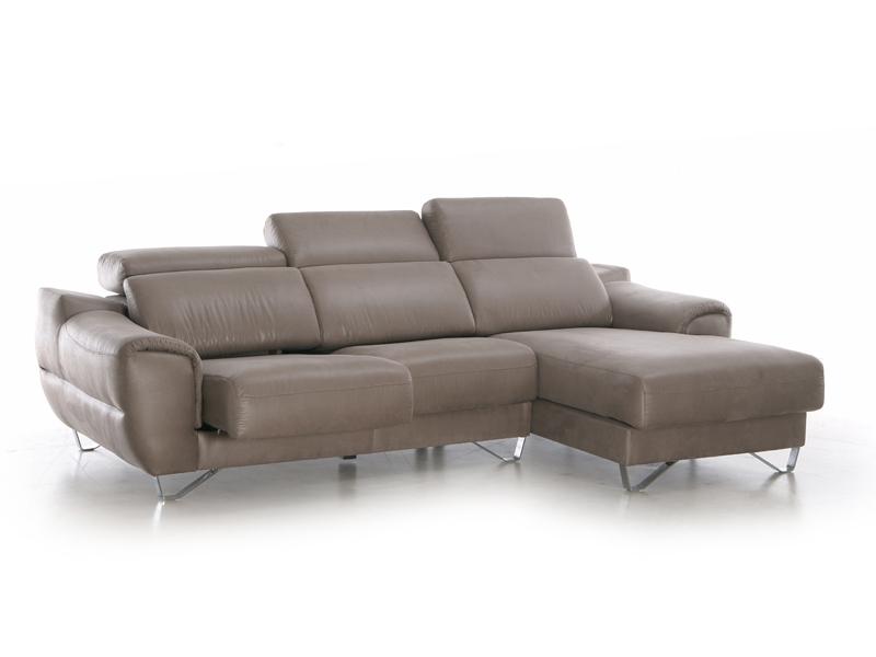 Sofa chaislongue y rinconeras sofa chaislongue patas altas - Tienda muebles terrassa ...