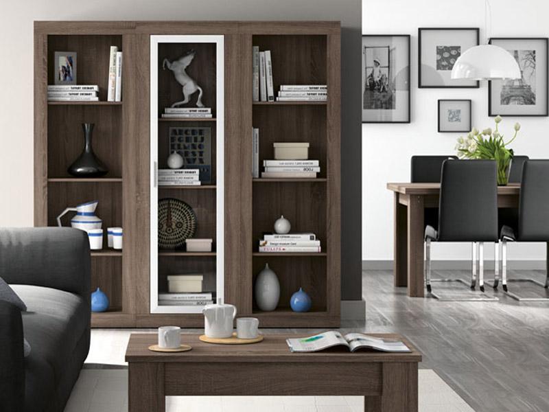 Librerias libreria moderna - Tienda muebles terrassa ...