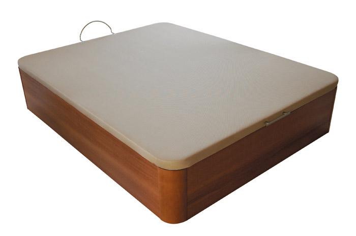 Canapes abatibles canape abatible madera mod box 35 for Canape abatible madera